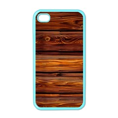 Wood Apple Iphone 4 Case (color) by Brittlevirginclothing
