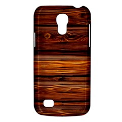 Wood Galaxy S4 Mini by Brittlevirginclothing