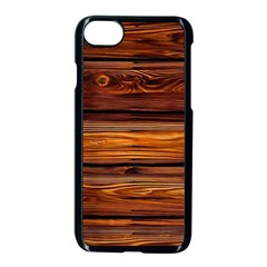 Wood Apple Iphone 7 Seamless Case (black) by Brittlevirginclothing