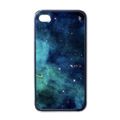 Space Apple Iphone 4 Case (black)