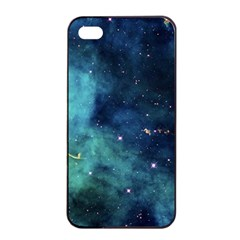 Space Apple Iphone 4/4s Seamless Case (black) by Brittlevirginclothing