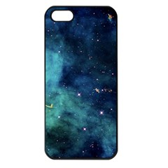 Space Apple Iphone 5 Seamless Case (black) by Brittlevirginclothing