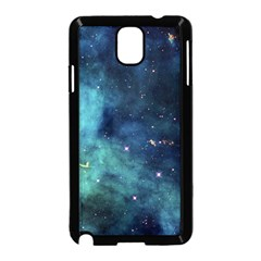 Space Samsung Galaxy Note 3 Neo Hardshell Case (black) by Brittlevirginclothing