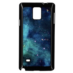 Space Samsung Galaxy Note 4 Case (black) by Brittlevirginclothing