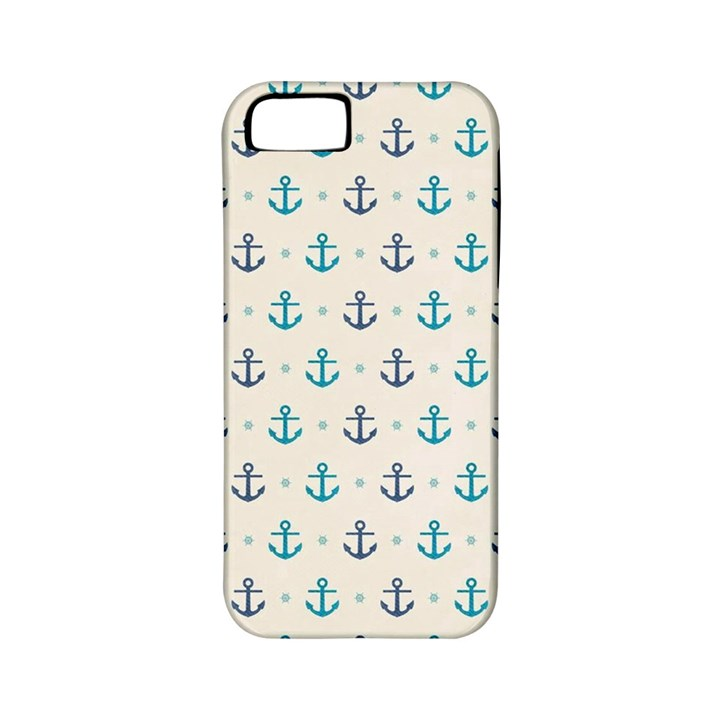 Sailor anchor Apple iPhone 5 Classic Hardshell Case (PC+Silicone)