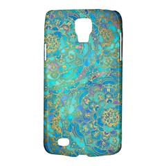 Celtic Galaxy S4 Active by Brittlevirginclothing