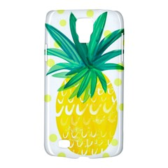 Cute Pineapple Galaxy S4 Active by Brittlevirginclothing