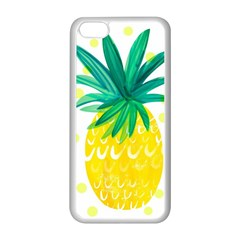 Cute Pineapple Apple Iphone 5c Seamless Case (white)