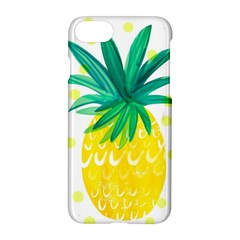 Cute Pineapple Apple Iphone 7 Hardshell Case by Brittlevirginclothing