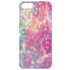 Rainbow Sparles Apple Iphone 5 Classic Hardshell Case
