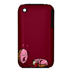 Funny Donut Iphone 3s/3gs by Brittlevirginclothing