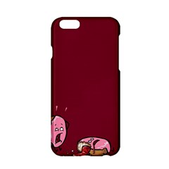Funny Donut Apple Iphone 6/6s Hardshell Case by Brittlevirginclothing