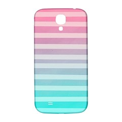 Colorful Vertical Lines Samsung Galaxy S4 I9500/i9505  Hardshell Back Case by Brittlevirginclothing