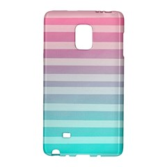 Colorful Vertical Lines Galaxy Note Edge