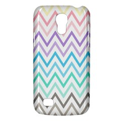 Colorful Wavy Lines Galaxy S4 Mini