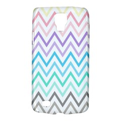 Colorful Wavy Lines Galaxy S4 Active by Brittlevirginclothing
