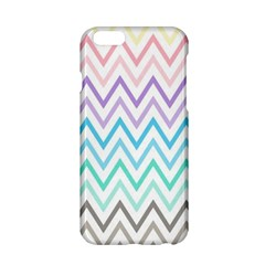 Colorful Wavy Lines Apple Iphone 6/6s Hardshell Case by Brittlevirginclothing