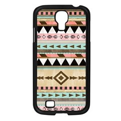 Dark Bohemian Samsung Galaxy S4 I9500/ I9505 Case (black) by Brittlevirginclothing