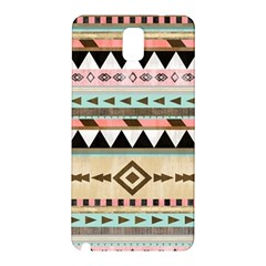 Dark Bohemian Samsung Galaxy Note 3 N9005 Hardshell Back Case by Brittlevirginclothing