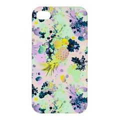 Paint Apple Iphone 4/4s Premium Hardshell Case by Brittlevirginclothing