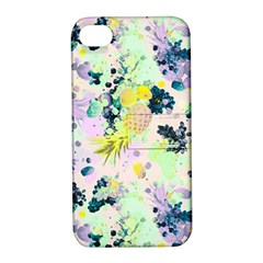 Paint Apple Iphone 4/4s Hardshell Case With Stand