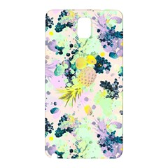 Paint Samsung Galaxy Note 3 N9005 Hardshell Back Case by Brittlevirginclothing