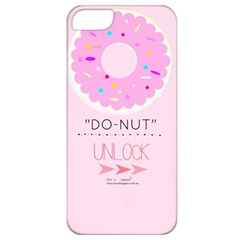 Yummy Donut Apple Iphone 5 Classic Hardshell Case by Brittlevirginclothing