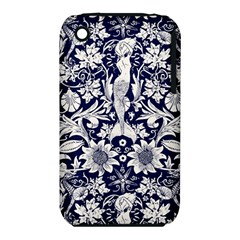 Deep Blue Iphone 3s/3gs by Brittlevirginclothing
