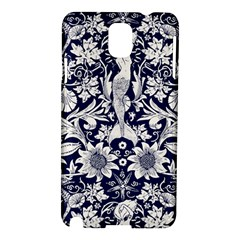 Deep Blue Samsung Galaxy Note 3 N9005 Hardshell Case by Brittlevirginclothing