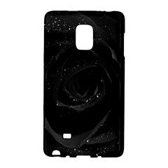 Black Rose Galaxy Note Edge by Brittlevirginclothing