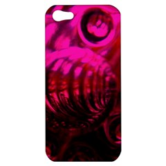 Abstract Bubble Background Apple Iphone 5 Hardshell Case