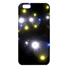 Abstract Dark Spheres Psy Trance Iphone 6 Plus/6s Plus Tpu Case by Amaryn4rt