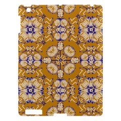 Abstract Elegant Background Card Apple Ipad 3/4 Hardshell Case by Amaryn4rt