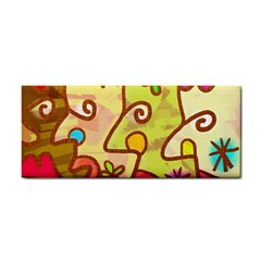 Abstract Faces Abstract Spiral Cosmetic Storage Cases by Amaryn4rt