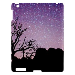 Arches National Park Night Apple Ipad 3/4 Hardshell Case by Amaryn4rt