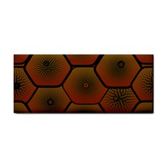Art Psychedelic Pattern Cosmetic Storage Cases by Amaryn4rt