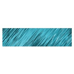 Banner Header Satin Scarf (oblong)
