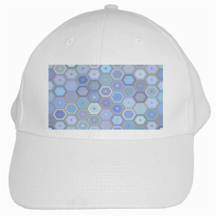 Bee Hive Background White Cap