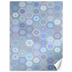 Bee Hive Background Canvas 36  X 48   by Amaryn4rt