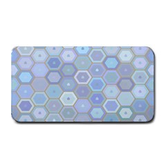 Bee Hive Background Medium Bar Mats by Amaryn4rt