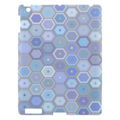 Bee Hive Background Apple Ipad 3/4 Hardshell Case by Amaryn4rt