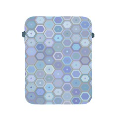 Bee Hive Background Apple Ipad 2/3/4 Protective Soft Cases by Amaryn4rt