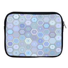 Bee Hive Background Apple Ipad 2/3/4 Zipper Cases by Amaryn4rt