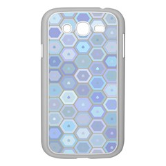 Bee Hive Background Samsung Galaxy Grand Duos I9082 Case (white) by Amaryn4rt