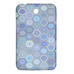 Bee Hive Background Samsung Galaxy Tab 3 (7 ) P3200 Hardshell Case  by Amaryn4rt