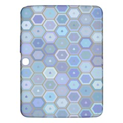 Bee Hive Background Samsung Galaxy Tab 3 (10 1 ) P5200 Hardshell Case  by Amaryn4rt