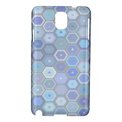 Bee Hive Background Samsung Galaxy Note 3 N9005 Hardshell Case by Amaryn4rt
