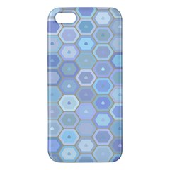 Bee Hive Background Iphone 5s/ Se Premium Hardshell Case by Amaryn4rt