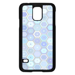 Bee Hive Background Samsung Galaxy S5 Case (black) by Amaryn4rt