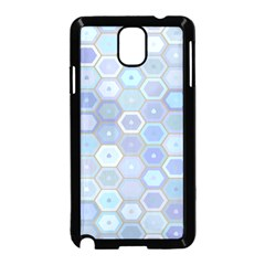 Bee Hive Background Samsung Galaxy Note 3 Neo Hardshell Case (black) by Amaryn4rt